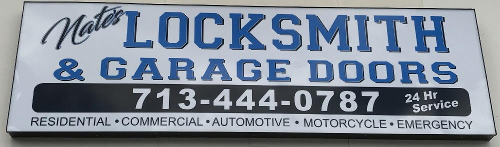 garage door repair by nate's locksmith and garage doors