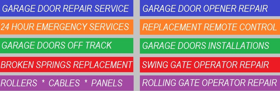 Residential Garage Door Repair Houston Provided By Nate's Locksmith And Garage Doors Houston