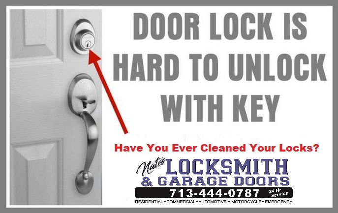 Residential Locks Maintenance Tips By Nate's Locksmith & Garage Doors